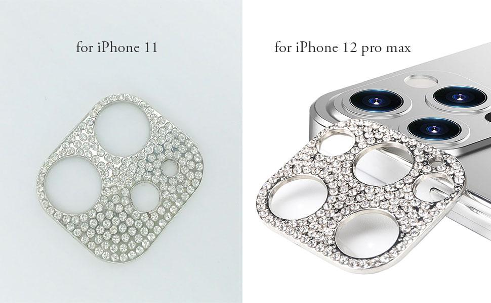 bling-lens-camera-protector-for-iPhone 12