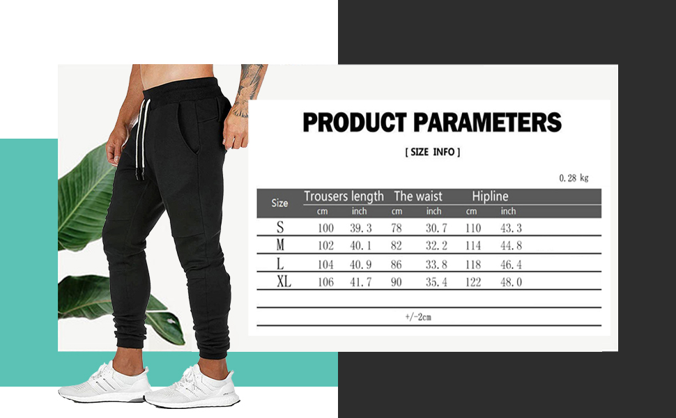 Workout Gym Sweatpants