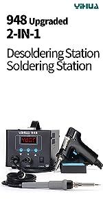 yihua 948 desoldering station