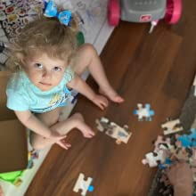 piece puzzles for kids pc jigsaw pieces ages  ravensburger puzzle mudpuppy