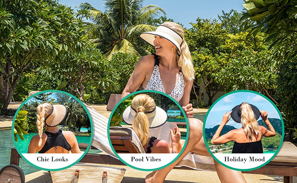 let's play with sunshine poolside on the beach chic accessory basic essentials holiday outdoors