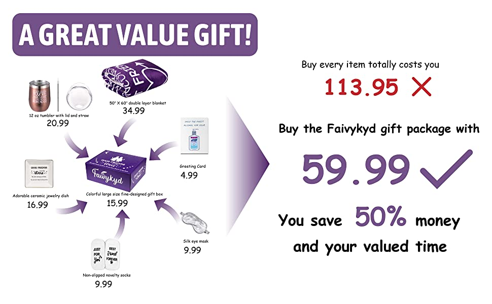 A GREAT VALUE GIFT