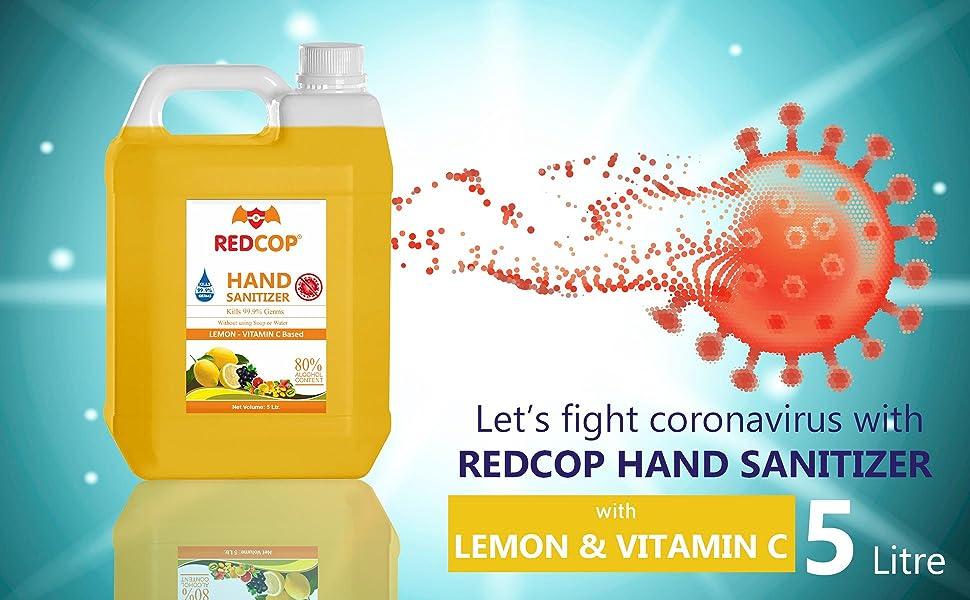 redcop hand sanitizer, hand sanitizer 100ml, swachh hand sanitizer, hand sanitizer in pantry, redcop