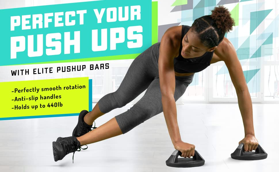 Perfect your push ups