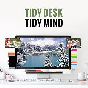 Tidy Desk Tidy Mind