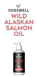 Dogswell Alaskan Salmon Oil