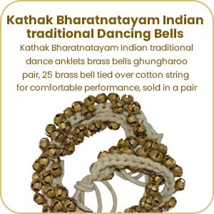 SPN-JGS ghungroo anklets kathak bharatnatyam ghungroo with belt dancing bells ghungroo indian
