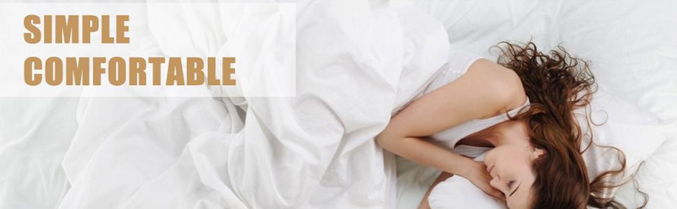 Satin Pillowcase for hair and skin