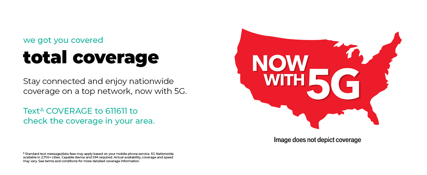 we got you covered with total wireless