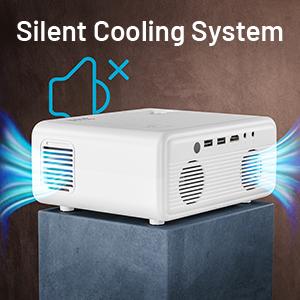 Silent Cooling System
