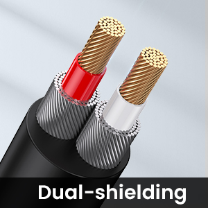 3.5mm to 2rca cable 10584