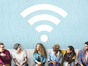 High Speed Mobile WiFi Hotspot