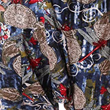 Unisex Cotton Printed Harem Pants