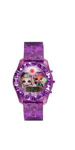 LOL Surprise Flashing LCD Watch