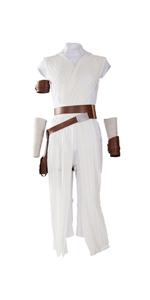 Womenamp;#39;s Rey Cosplay Costume