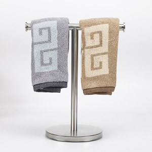 stand towel bar