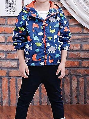 Good fun and cute dinosaur hoodie jacket