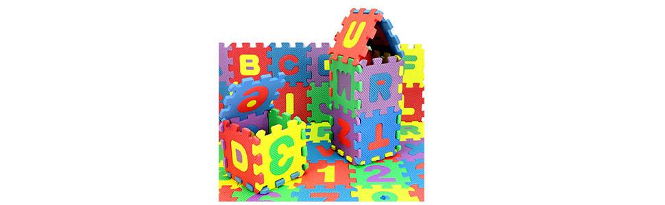 Puzzlematte für Kinder