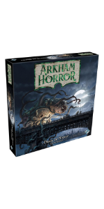 arkham horror the board game dead of night