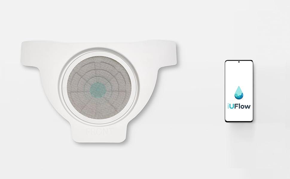 iUFlow device and app