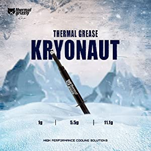Thermal Grizzly Kryonaut Infographic 1; Different Sizes
