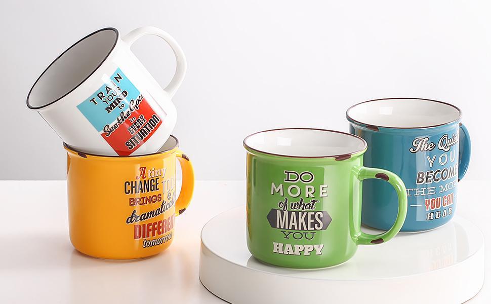 large mugs mugs mug set