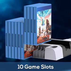 10 game slot