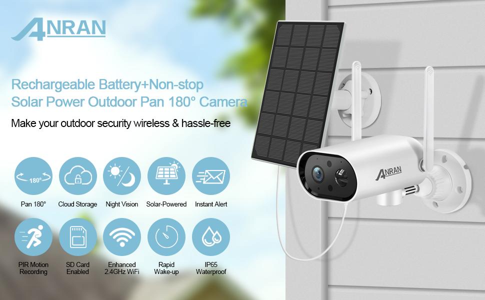 wireless battery camera