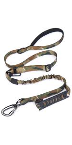 Camo dog leash