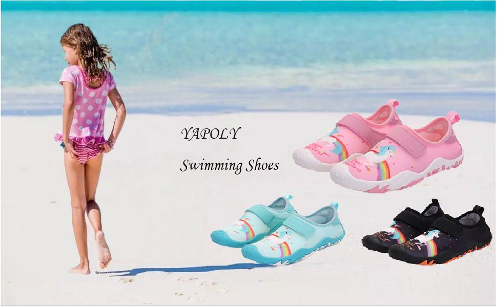 Yapoly Swimming Shoes