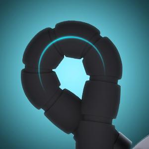 flexible tripod fan