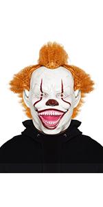 Halloween Scary Clown Masks