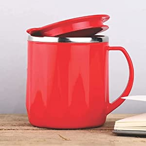 Kitchen Accessories Items; hot cup for tea with lid