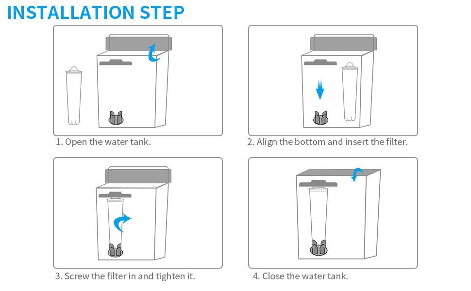 Water Filter for Jura