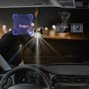 dash cam motion detection