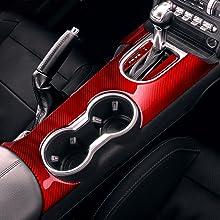 Car Gear Shift Panel