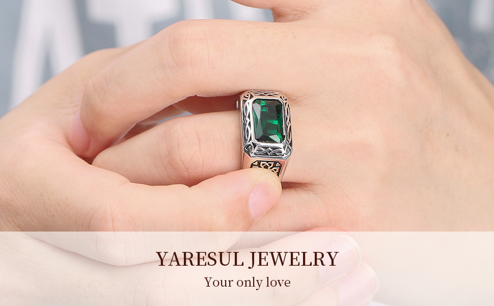 YARESUL JEWELRY-Your only love