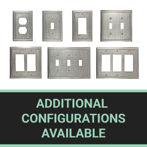 Cast Metal Additional Configurations Available