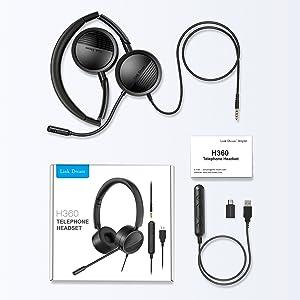 computer headset