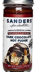 Dark Chocolate Sanders