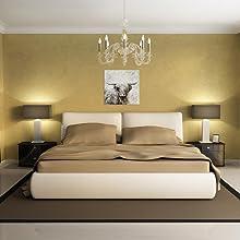 Buffalo Wall Art for Bedroom