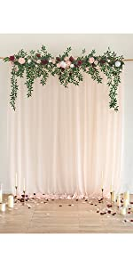 backdrop garland