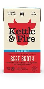 Low Sodium Beef stock