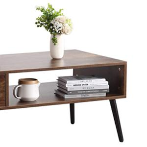 TV stand table open cabinet