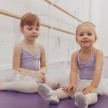 Ballet dresses for girls toddler ballet leotards with skirt