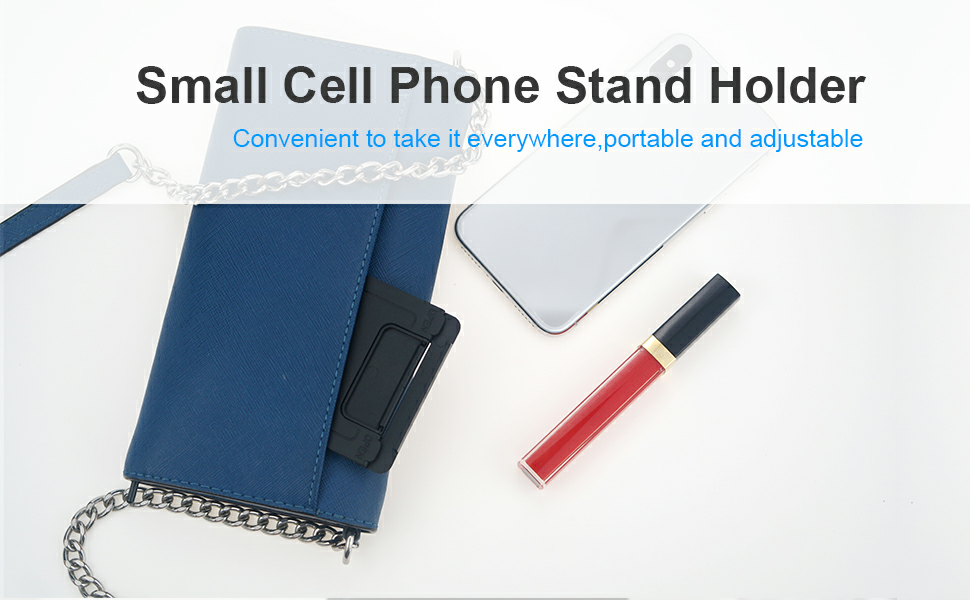 portable adjustable cellphone stand holder small phone stand holder