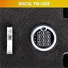 Digital Multi-User Electronic Combination Lock