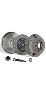 Clutch Kit With Sleeve and Flywheel Forester Impreza Legacy X Base Limited Premium Touring