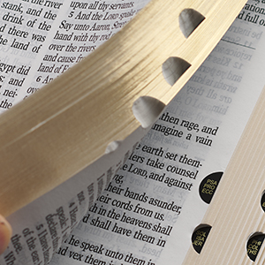Christian Art Gifts KJV Bible Thumb Index