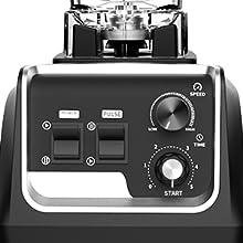 Comme Blenderrcial Blenders for Kitchen Blender Professional Blender Smoothie Blender Food Blender